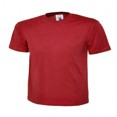 Classic T-Shirt  In Red