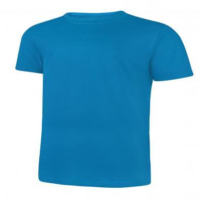 Classic T-Shirt  In Sapphire Blue*