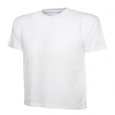 Classic T-Shirt  In White