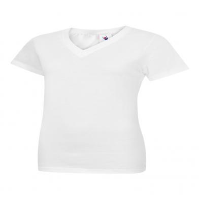 Uneek  - Ladies Classic V Neck T-Shirt