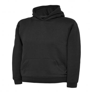 Uneek  - Childrens Hooded Sweatshirt