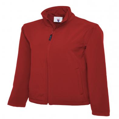 Uneek  - Classic Full Zip Softshell Jacket