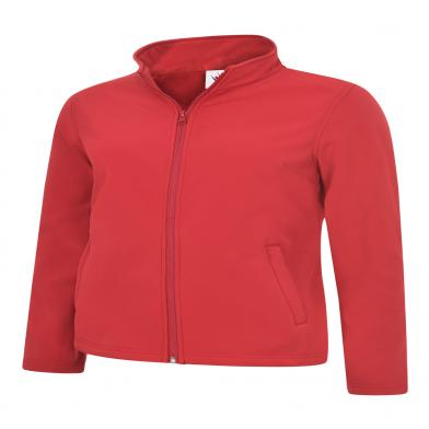 Uneek  - Ladies Classic Full Zip Softshell Jacket