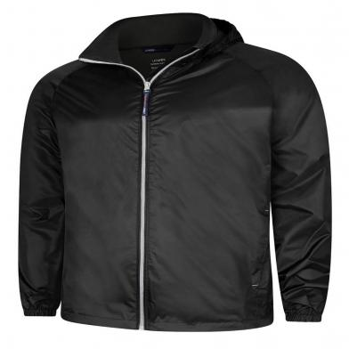 Active Jacket  In Black / Grey