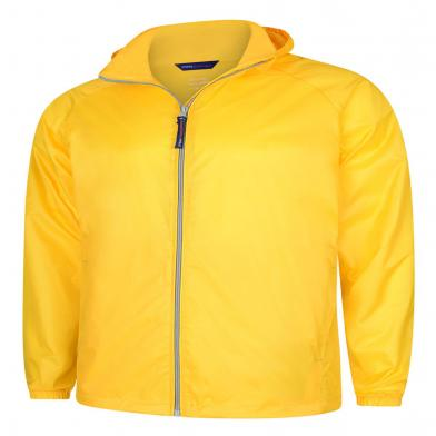 Active Jacket  In Submarine Yellow
