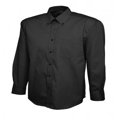 Uneek  - Mens Pinpoint Oxford Full Sleeve Shirt