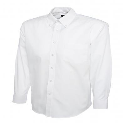Uneek  - Mens Pinpoint Oxford Full Sleeve Shirt
