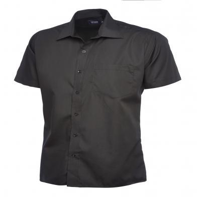 Uneek  - Mens Poplin Short Sleeve Shirt