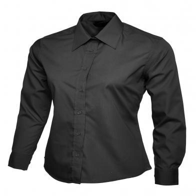 Uneek  - Ladies Poplin Full Sleeve Shirt