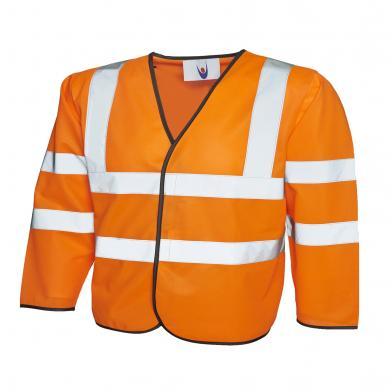 Uneek  - Long Sleeve Safety Waistcoat