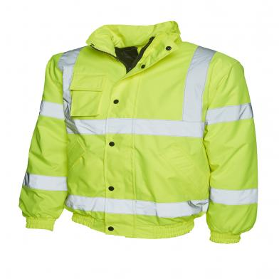 Uneek  - High Visibility Bomber Jacket