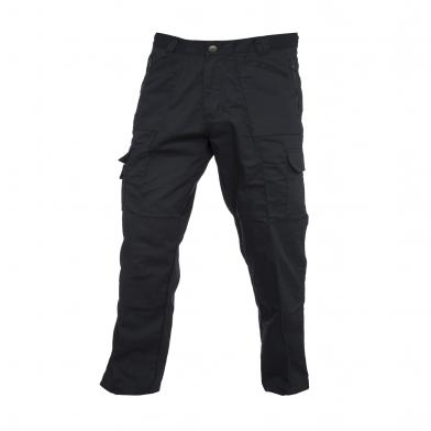 Action Trouser  In Black