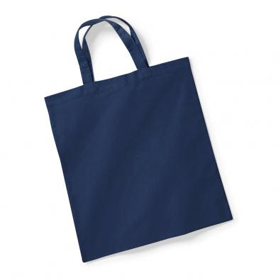 Bag For Life - Short Handles In French Navy