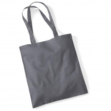 Bag For Life - Long Handles In Graphite Grey
