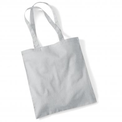 Bag For Life - Long Handles In Light Grey