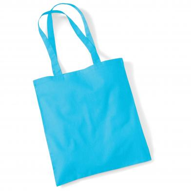 Bag For Life - Long Handles In Surf Blue