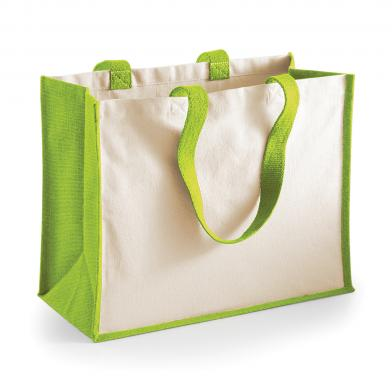 Westford Mill - Printers' Jute Classic Shopper