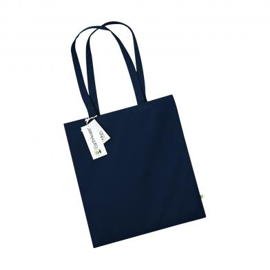 EarthAware Organic Bag For Life In French Navy