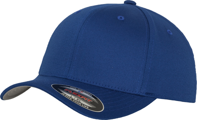 Flexfit Fitted Baseball Cap (6277) In Royal