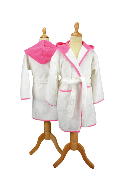 A&R Towels - ARTG Boyzz & Girlzz Hooded Bathrobe