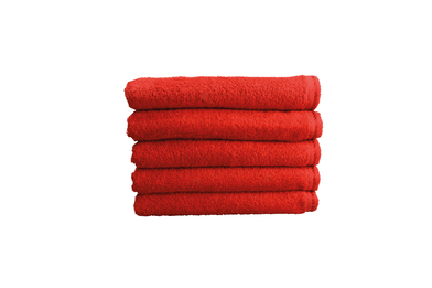 ARTG Hand Towel In Fire Red