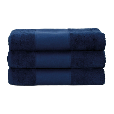 ARTG PRINT-Me Hand Towel In French Navy