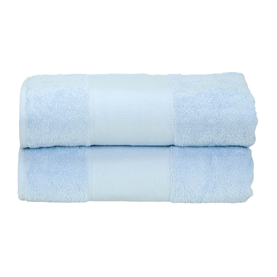 ARTG PRINT-Me Guest Towel In Light Blue