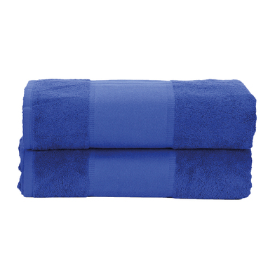 ARTG PRINT-Me Guest Towel In True Blue