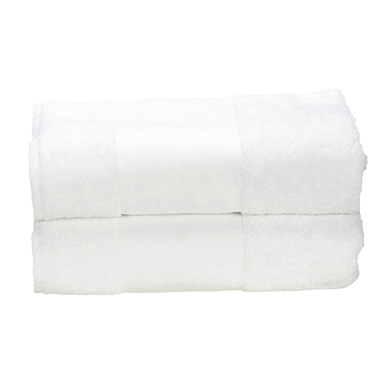 ARTG PRINT-Me Guest Towel In White