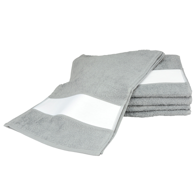 ARTG SUBLI-Me Sport Towel In Anthracite Grey