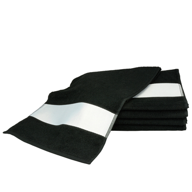 ARTG SUBLI-Me Sport Towel In Black