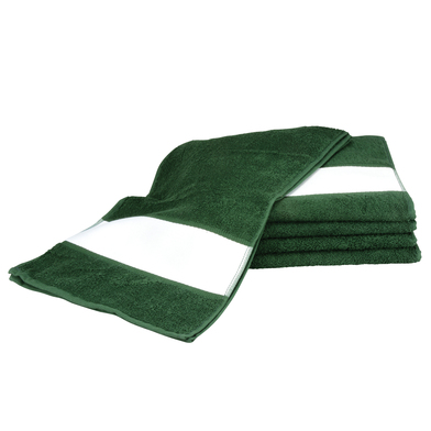 ARTG SUBLI-Me Sport Towel In Dark Green