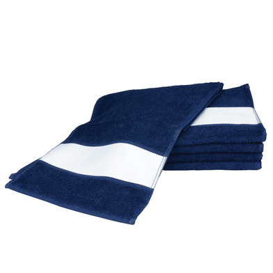 ARTG SUBLI-Me Sport Towel In French Navy