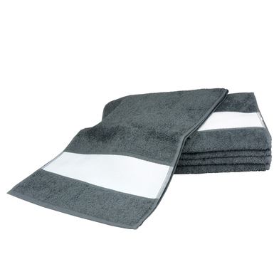 ARTG SUBLI-Me Sport Towel In Graphite