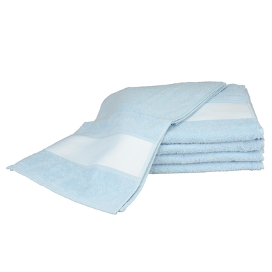 ARTG SUBLI-Me Sport Towel In Light Blue