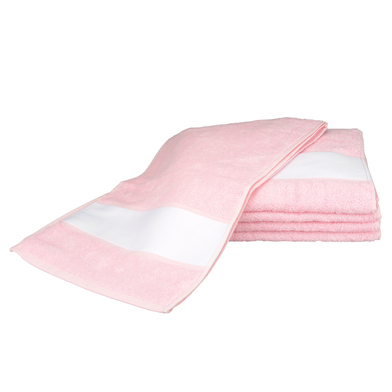 ARTG SUBLI-Me Sport Towel In Light Pink