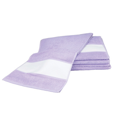 ARTG SUBLI-Me Sport Towel In Light Purple