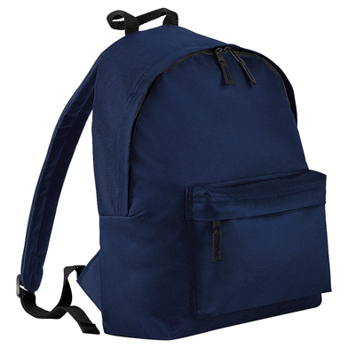 Junior Fashion Backpack In French Navy