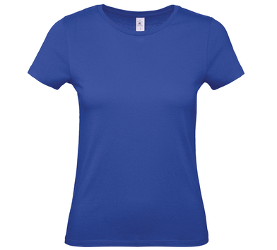 B&C #E150 /women In Cobalt Blue