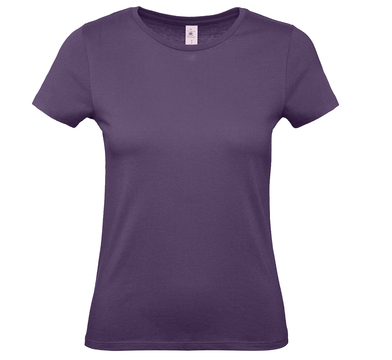 B&C #E150 /women In Radiant Purple