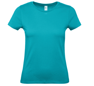 B&C #E150 /women In Real Turquoise