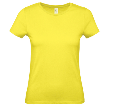 B&C #E150 /women In Solar Yellow