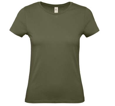B&C #E150 /women In Urban Khaki