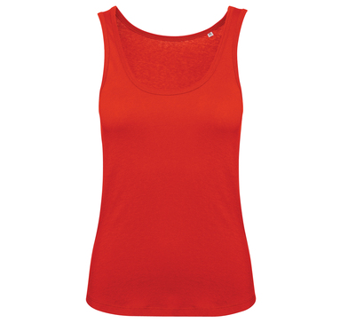 B&C Inspire Tank T /women In Fire Red*