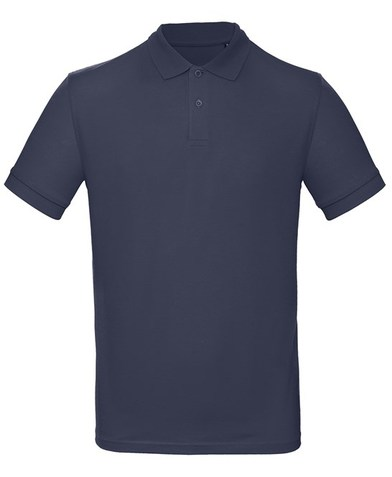 B&C Inspire Polo /men In Navy Blue (Urban Navy)