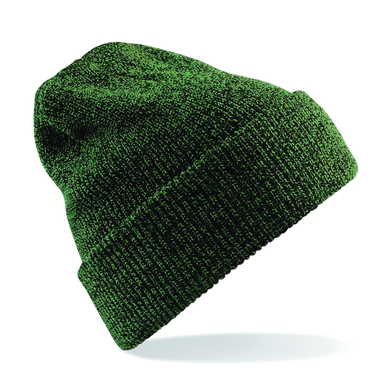 Heritage Beanie In Antique Moss Green