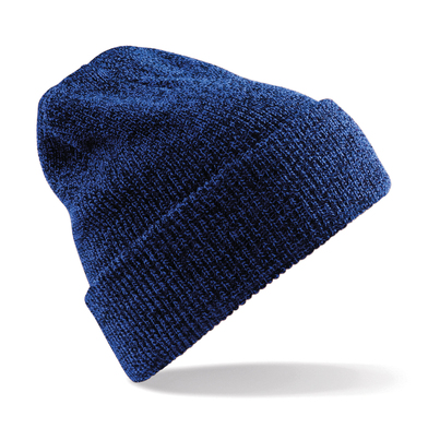 Heritage Beanie In Antique Royal Blue