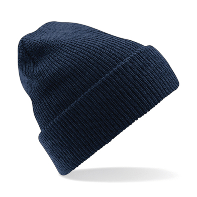 Heritage Beanie In French Navy