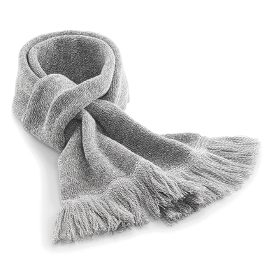 Beechfield - Classic Knitted Scarf