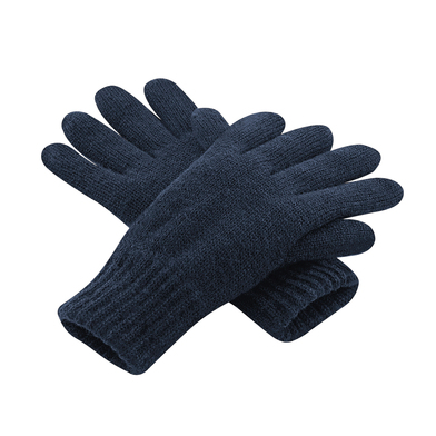 Classic Thinsulate Gloves In French Navy